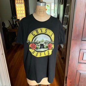 Guns N Roses T-shirt XL EUC